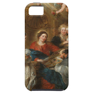 Triptych St. Idelfonso - Peter Paul Rubens iPhone 5 Cover