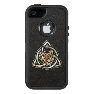 Triquetra Pentacle OtterBox iPhone 5/5s/SE Case