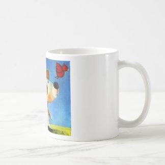 Trish Biddle Childrens Doggy 1 of 3 Basic White Mug