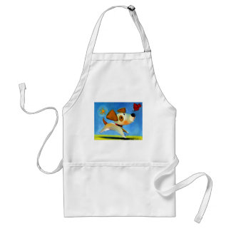 Trish Biddle Childrens Doggy 1 of 3 Standard Apron