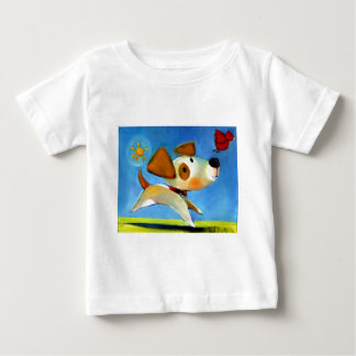Trish Biddle Childrens Doggy 1 of 3 T Shirts