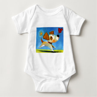 Trish Biddle Childrens Doggy 1 of 3 Tee Shirt