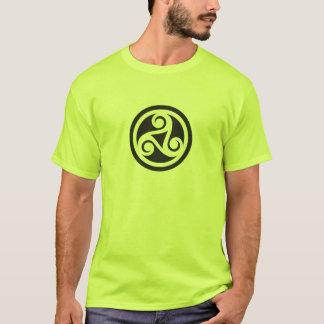 Triskel reversed footings T-Shirt