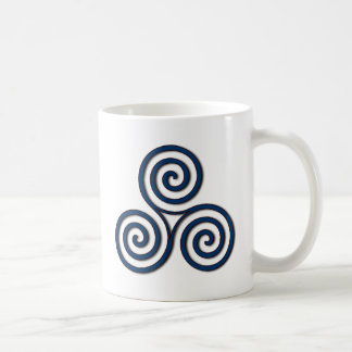 Triskelion #29 coffee mug