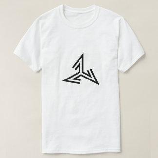 Triskelion logo shirt