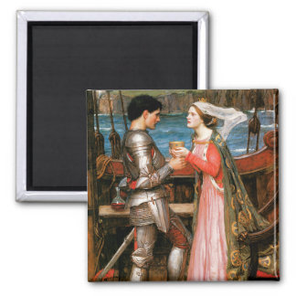Tristan and Isolde Magnet