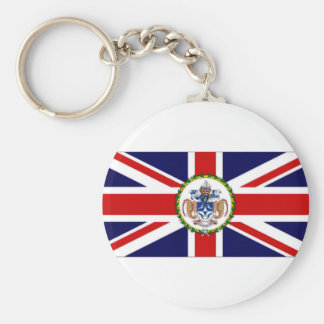 Tristan da Cunha Flag alternate Keychain
