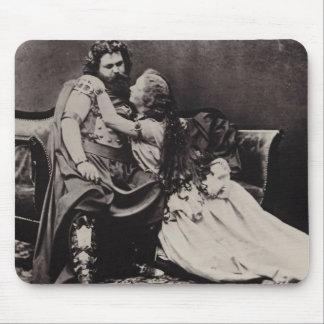Tristan et Isolde Tapis De Souris