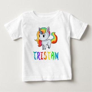 Tristan Unicorn Baby T-Shirt
