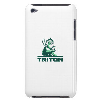 Triton Arms Crossed Trident Front Retro Case-Mate iPod Touch Case