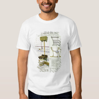 Triton Closet from a catalogue of sanitary wares p T-shirt