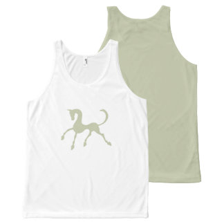 Tritty Foxtrotter Oliver All-Over-Print Tank Top