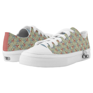 Tritty Foxtrotter Oliver Low-Top Sneakers