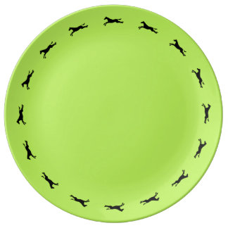 Tritty Trotter Plate