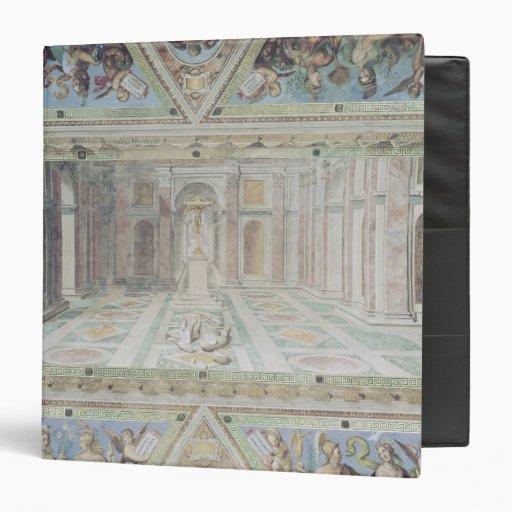 Triumph du christianisme, des salles de Raphael