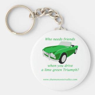 Triumph Keychain