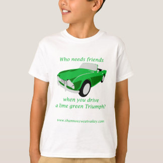 Triumph Kids' Shirts