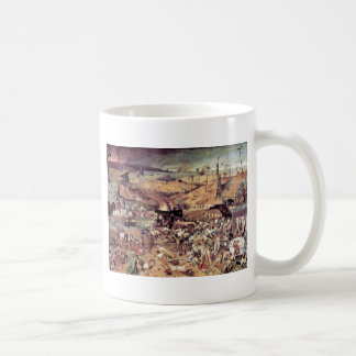 Triumph Of Death By Bruegel D. Ä. Pieter Coffee Mug