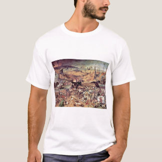 Triumph Of Death By Bruegel D. Ä. Pieter T-Shirt