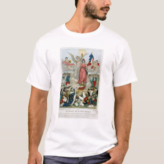 Triumph of the Republic, 1875 T-Shirt