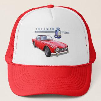 Triumph Tr4 Trucker Hat