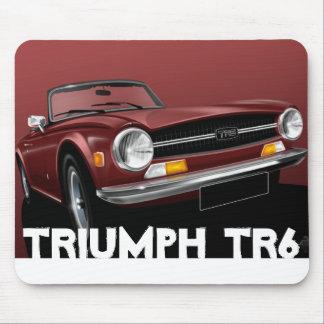 Triumph TR6 Mouse mat Mouse Pad