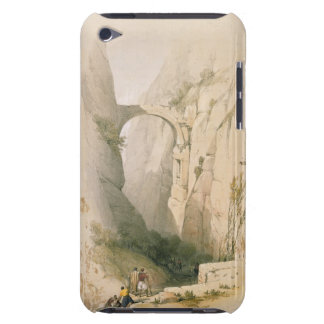 Triumphal Arch crossing the Ravine leading to Petr Barely There iPod Covers