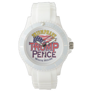 Triumphant Trump Pence Women's Watch