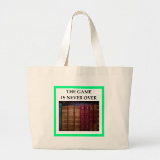 TRIVIA LARGE TOTE BAG