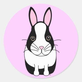 Trixie Classic Round Sticker