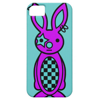 Trixie - Iphone5 Case (Cyan)