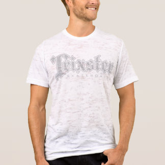 Trixster Skateboards Distressed Mens T-Shirt