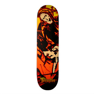 Trixster Skateboards - Mother