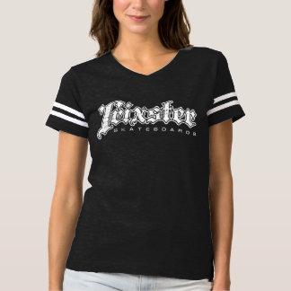 Trixster Skateboards Womens T-Shirt