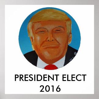 Trmp Election Poster
