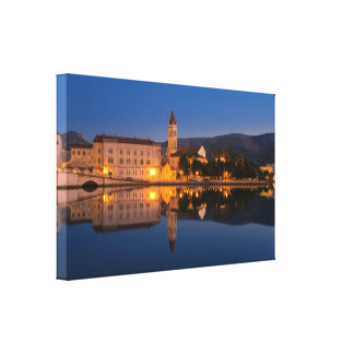 Trogir, Croatia Canvas Print