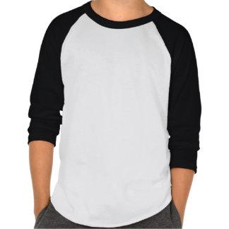 Trois alpaga Santa Tee-shirts