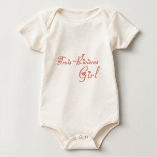 Trois-Rivières Girl Baby Bodysuit