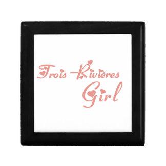 Trois-Rivières Girl Gift Box