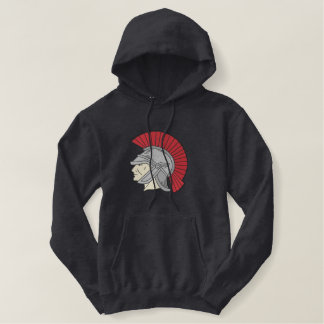 Trojan Embroidered Hoody