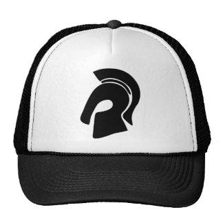 Trojan Helmet Trucker Hat