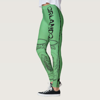 TROJANHRSE LEGGINGS