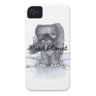 Troll and Companion drawing iPhone 4 Case-Mate Cases