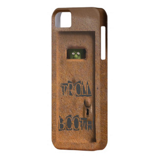TROLL BOOTH iPhone 5 CASE