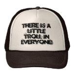 Troll Cap Trucker Hat