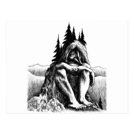 troll-clipart-14 postcard