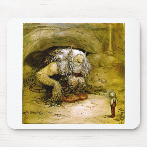 troll-clipart-5 mouse pads