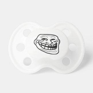 Troll Face BooginHead® Pacifier