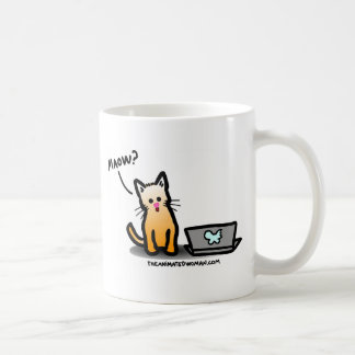 TROLL Kitten Coffee Mug