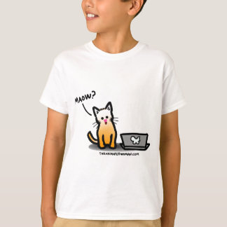 TROLL Kitten T-Shirt